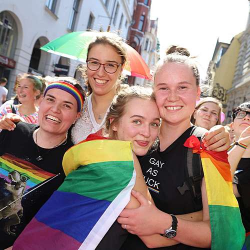 Lübeck Pride - Demonstration #1 - Bild 4