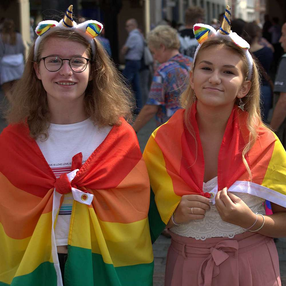 Lübeck Pride - Demonstration #2 - Bild 3