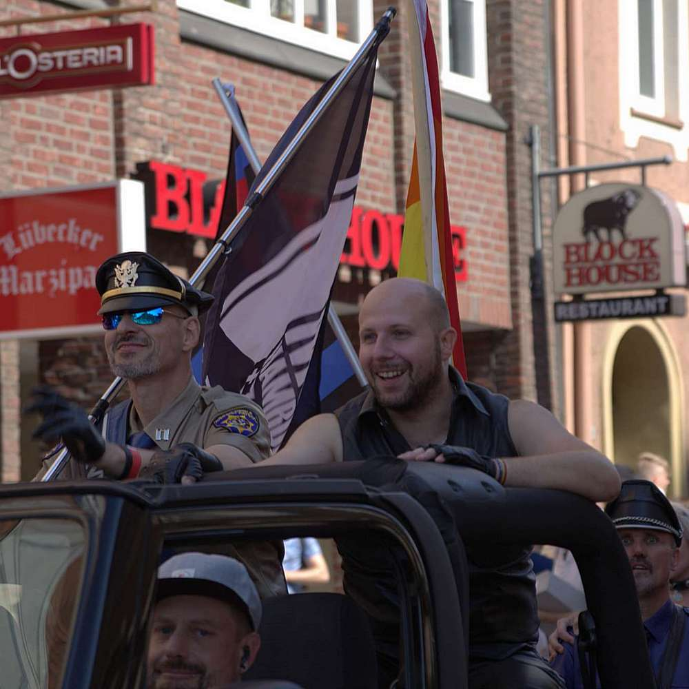 Lübeck Pride - Demonstration #2 - Bild 71