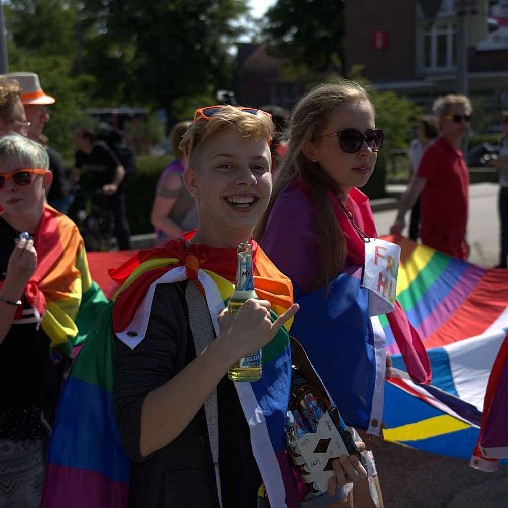 Lübeck Pride - Demonstration #2