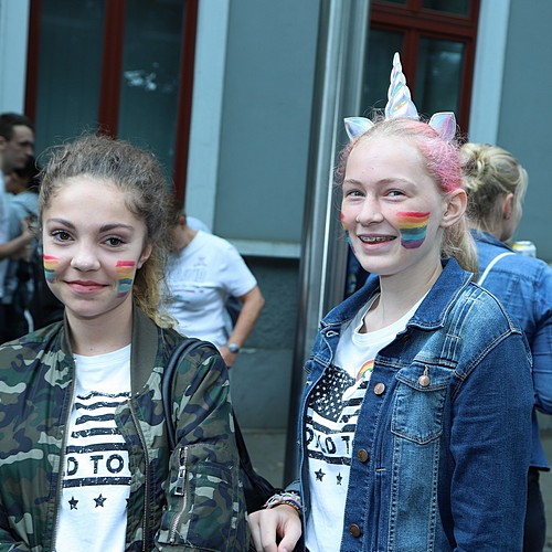 CSD Bremen Demonstration - Bild 9