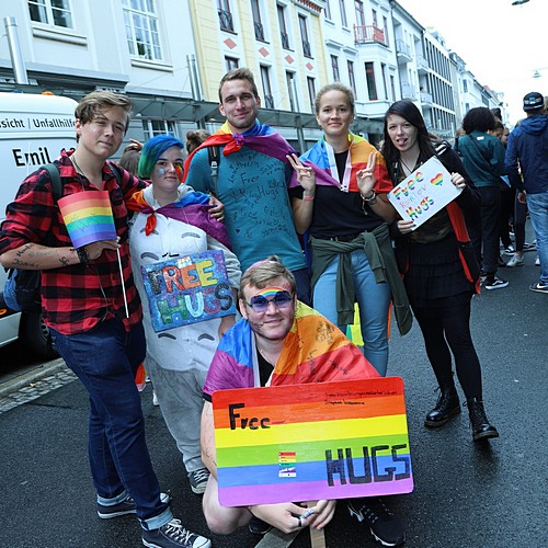 CSD Bremen Demonstration - Bild 16