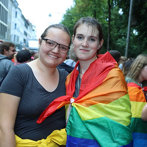 CSD Bremen Demonstration - Bild 17