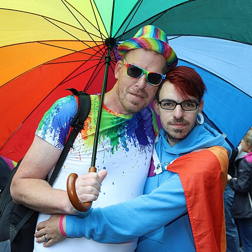 CSD Bremen Demonstration - Bild 22