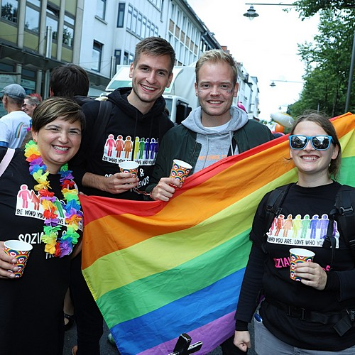 CSD Bremen Demonstration - Bild 25