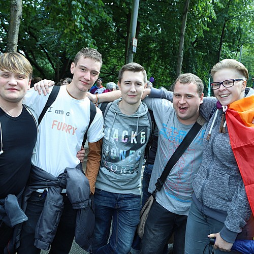 CSD Bremen Demonstration - Bild 27
