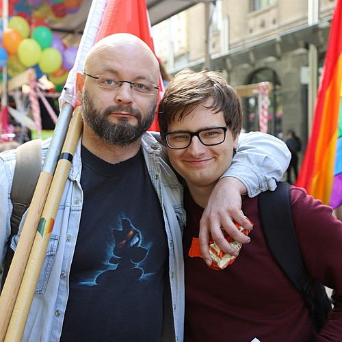 CSD Bremen Demonstration - Bild 35