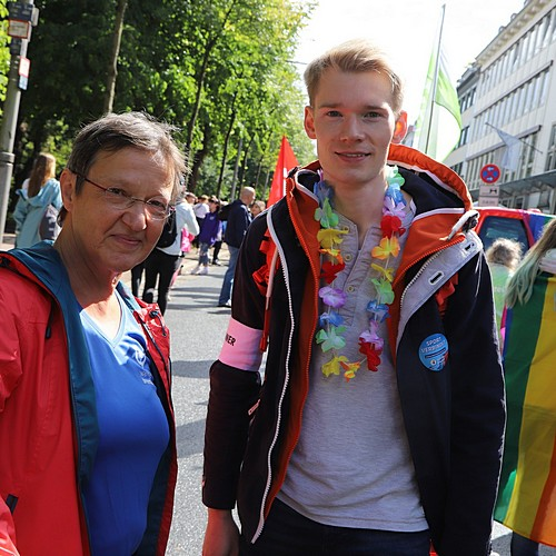 CSD Bremen Demonstration - Bild 39