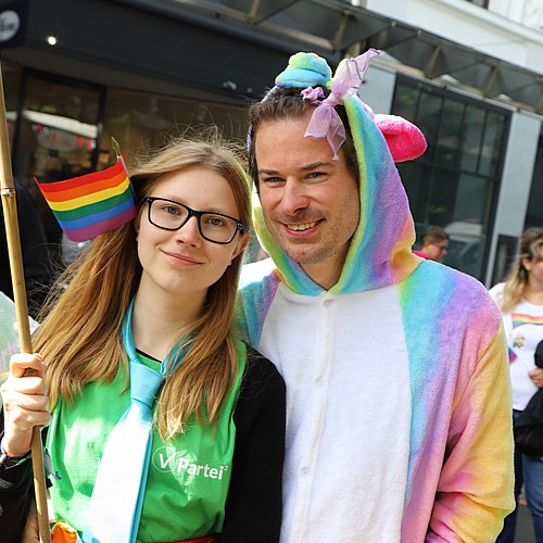 CSD Bremen Demonstration - Bild 40