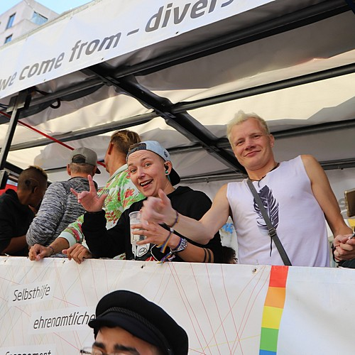 CSD Bremen Demonstration - Bild 54