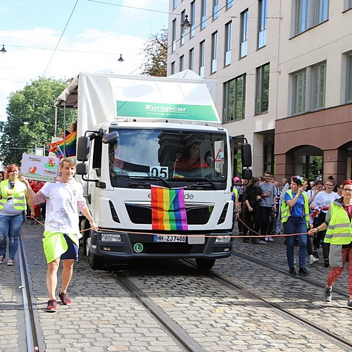 CSD Bremen Demonstration - Bild 62