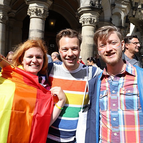 CSD Bremen Demonstration - Bild 65