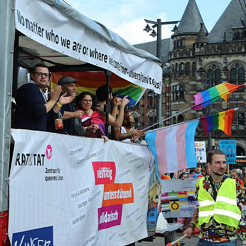 CSD Bremen Demonstration - Bild 72