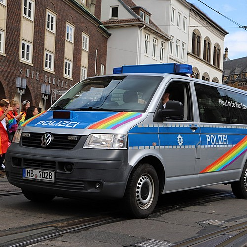 CSD Bremen Demonstration - Bild 80