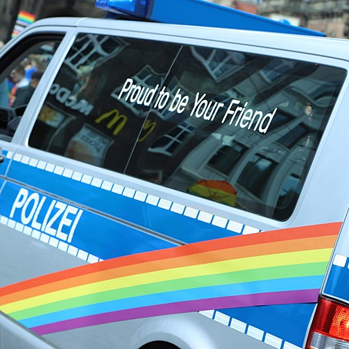 CSD Bremen Demonstration - Bild 82