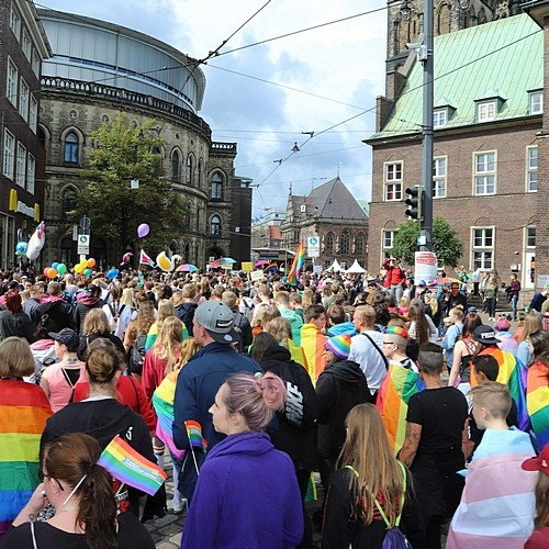 CSD Bremen Demonstration - Bild 84