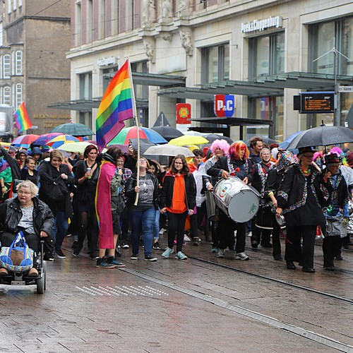 CSD Bremen Demonstration - Bild 89
