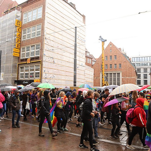 CSD Bremen Demonstration - Bild 5