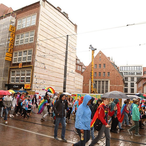 CSD Bremen Demonstration - Bild 93