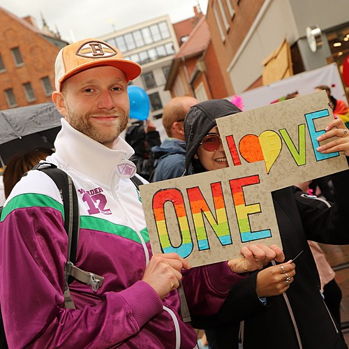 CSD Bremen Demonstration - Bild 101