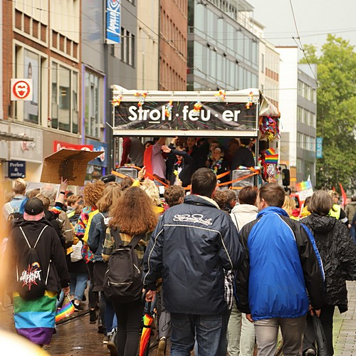 CSD Bremen Demonstration - Bild 115