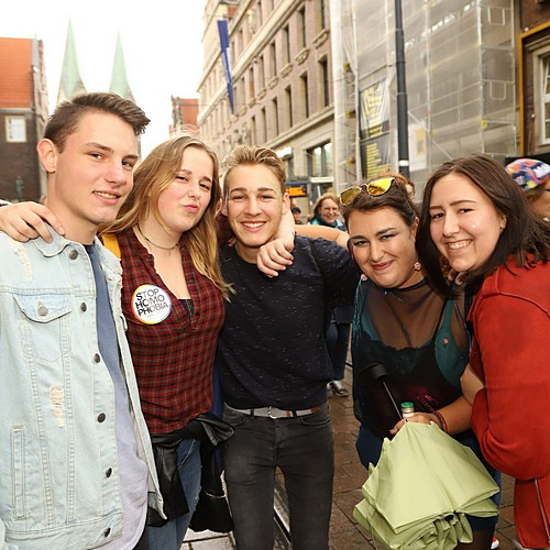 CSD Bremen Demonstration - Bild 121