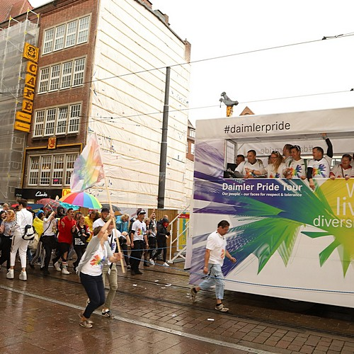 CSD Bremen Demonstration - Bild 127