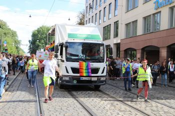 CSD Bremen Demonstration / 520x betrachtet