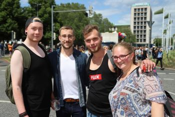 CSD Hannover - Demonstration & Strassenfest / 209x betrachtet