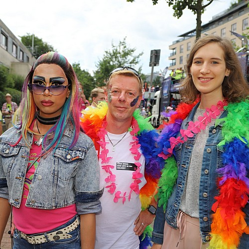 Hamburg Pride - Demonstration  - Bild 15