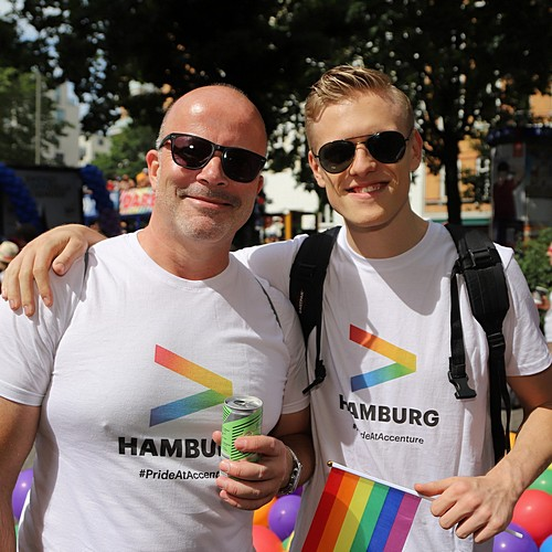 Hamburg Pride - Demonstration  - Bild 16