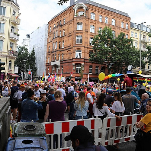 Hamburg Pride - Demonstration  - Bild 28