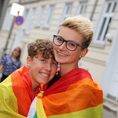 Hamburg Pride - Demonstration  - Bild 29