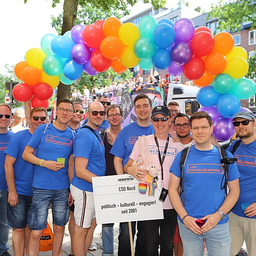 Hamburg Pride - Demonstration  - Bild 45