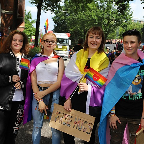 Hamburg Pride - Demonstration  - Bild 49
