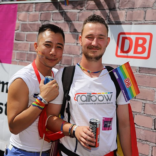 Hamburg Pride - Demonstration  - Bild 59