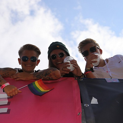 Hamburg Pride - Demonstration  - Bild 61