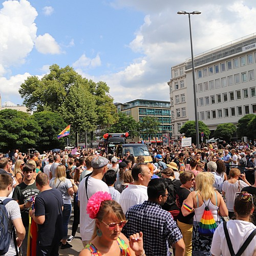 Hamburg Pride - Demonstration  - Bild 67