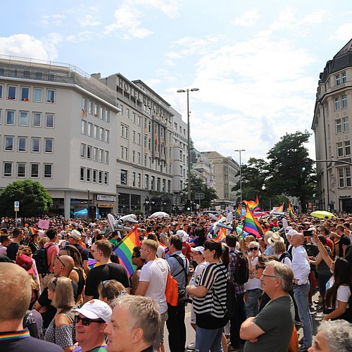 Hamburg Pride - Demonstration  - Bild 68