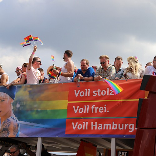 Hamburg Pride - Demonstration  - Bild 79