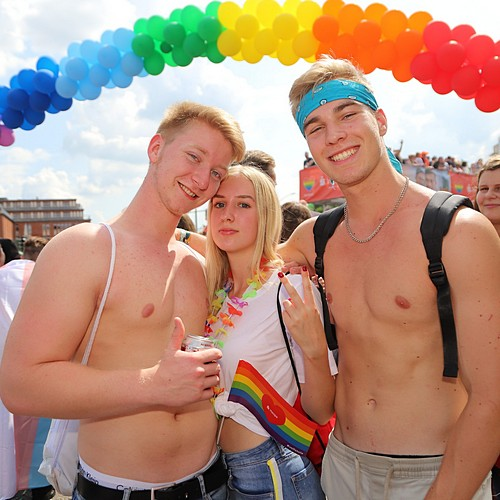 Hamburg Pride - Demonstration  - Bild 89