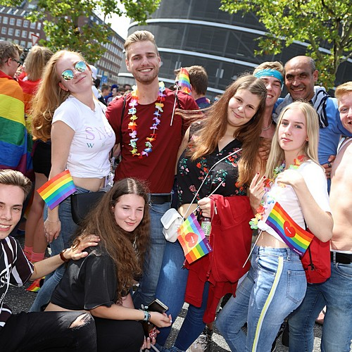 Hamburg Pride - Demonstration  - Bild 90