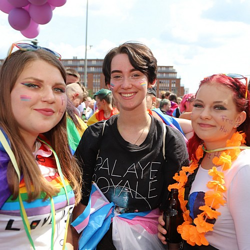 Hamburg Pride - Demonstration  - Bild 92