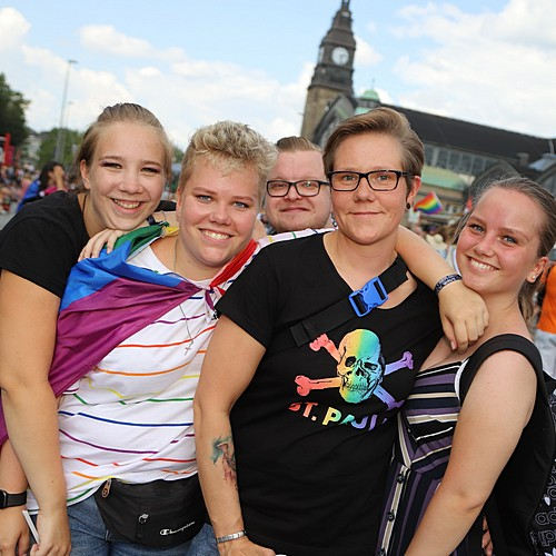 Hamburg Pride - Demonstration  - Bild 96