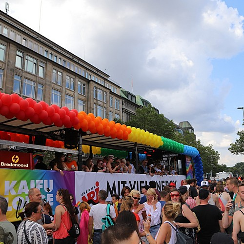 Hamburg Pride - Demonstration  - Bild 97