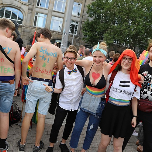 Hamburg Pride - Demonstration  - Bild 98