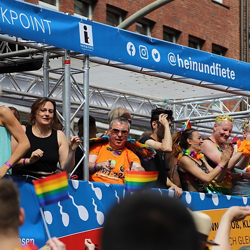 Hamburg Pride - Demonstration  - Bild 118