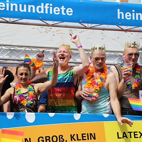 Hamburg Pride - Demonstration  - Bild 122