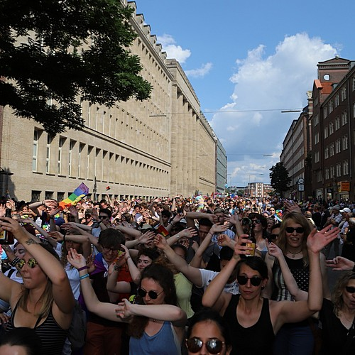 Hamburg Pride - Demonstration  - Bild 129