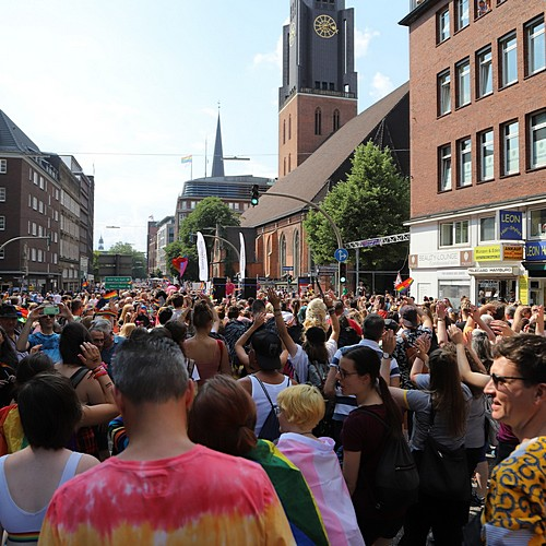 Hamburg Pride - Demonstration  - Bild 132